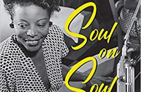 "thumbnail of book cover of the book ""Soul On Soul,"" a biography of Mary Lou Williams"