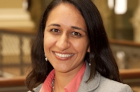 photo of Reena Hajat Carroll, executive director of the California Conference for Equality and Justice (CCEJ)